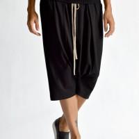 Sporty 7/8 Drop Crotch Pants A90520