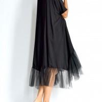 Maxi Extravagant Tulle Dress A90521