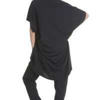 Maxi Asymmetric Blouse A01103