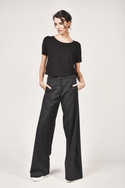 Elegant Flared Pants A05555
