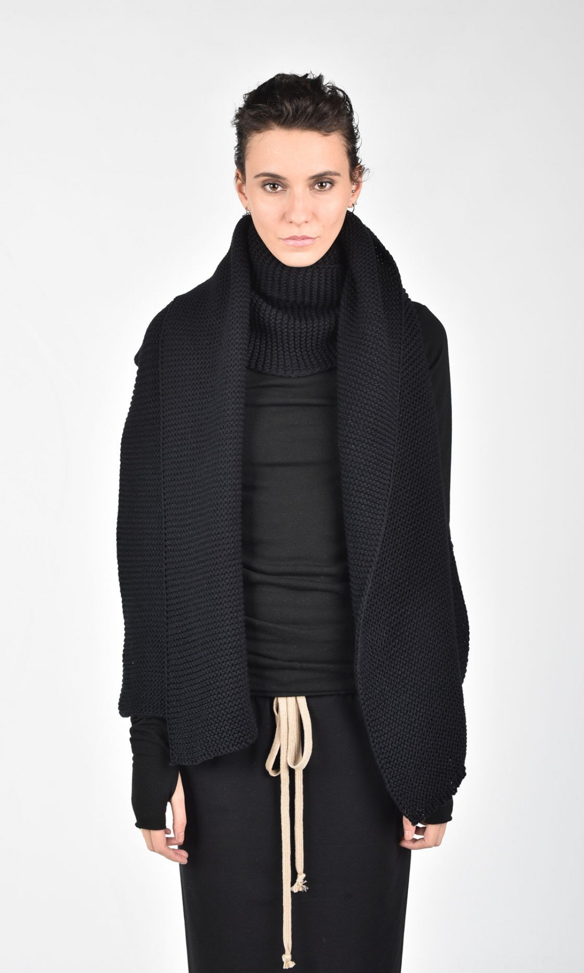 Warm Extra Long Shawl A13364