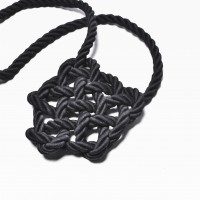 Necklaces - Rope Extravagant Celtic Knot Heart Necklace A16382