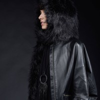 Faux Fur Aviator Hat  A24543