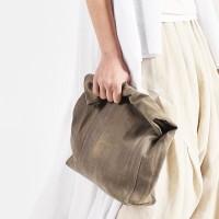 Genuine Leather Clutch Hand Bag A14255