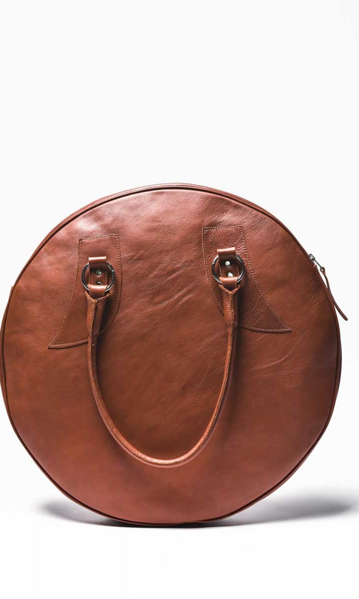 30 Oversized Circle Large Bag A14318