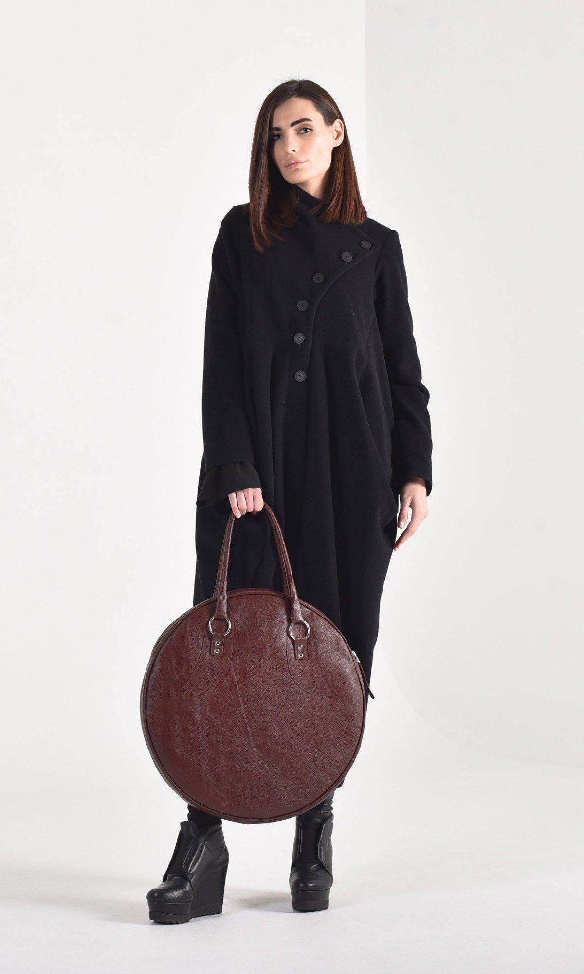 Oversized Circle Large Bag A14318