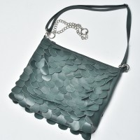 Genuine Leather Maxi Tote Bag A90223