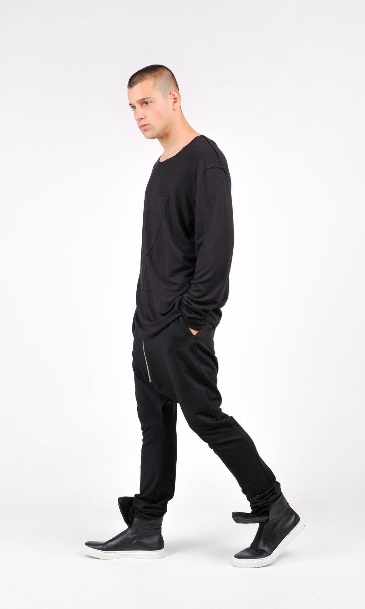 Black Sweatshirt A12585M