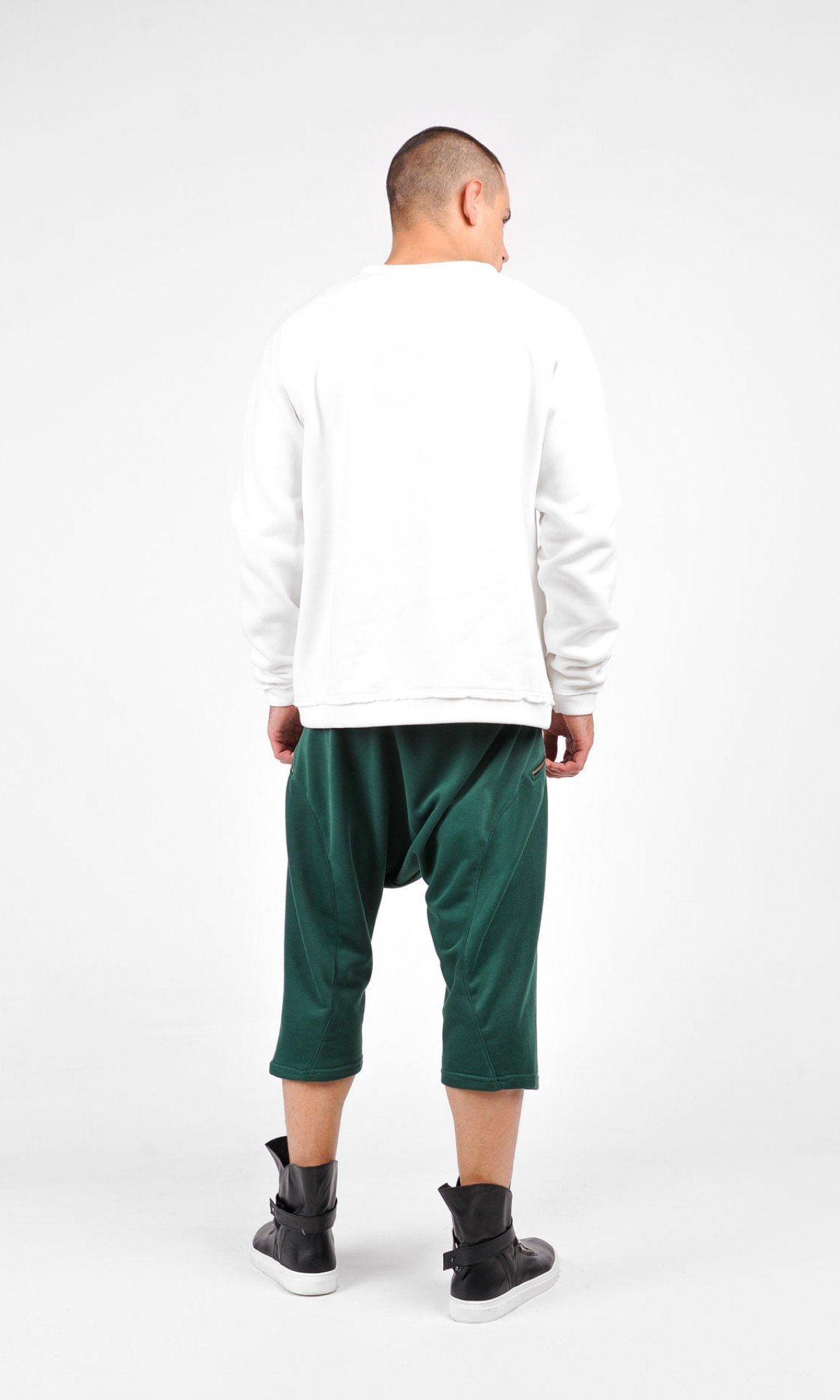 Cotton Fleece Sweatshirt A12532M