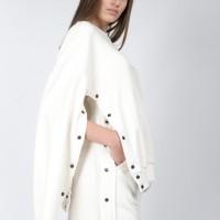 Soft Buttoned Blouse A08711