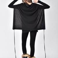 Long Sleeve Multi way Cotton Blouse  A90343