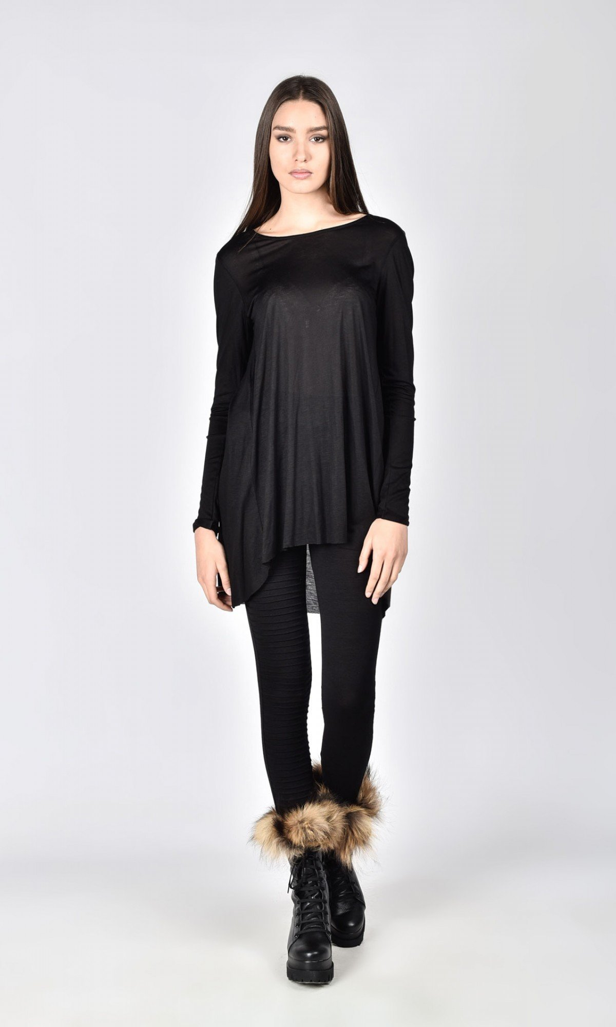 Casual Long Sleeves Blouse