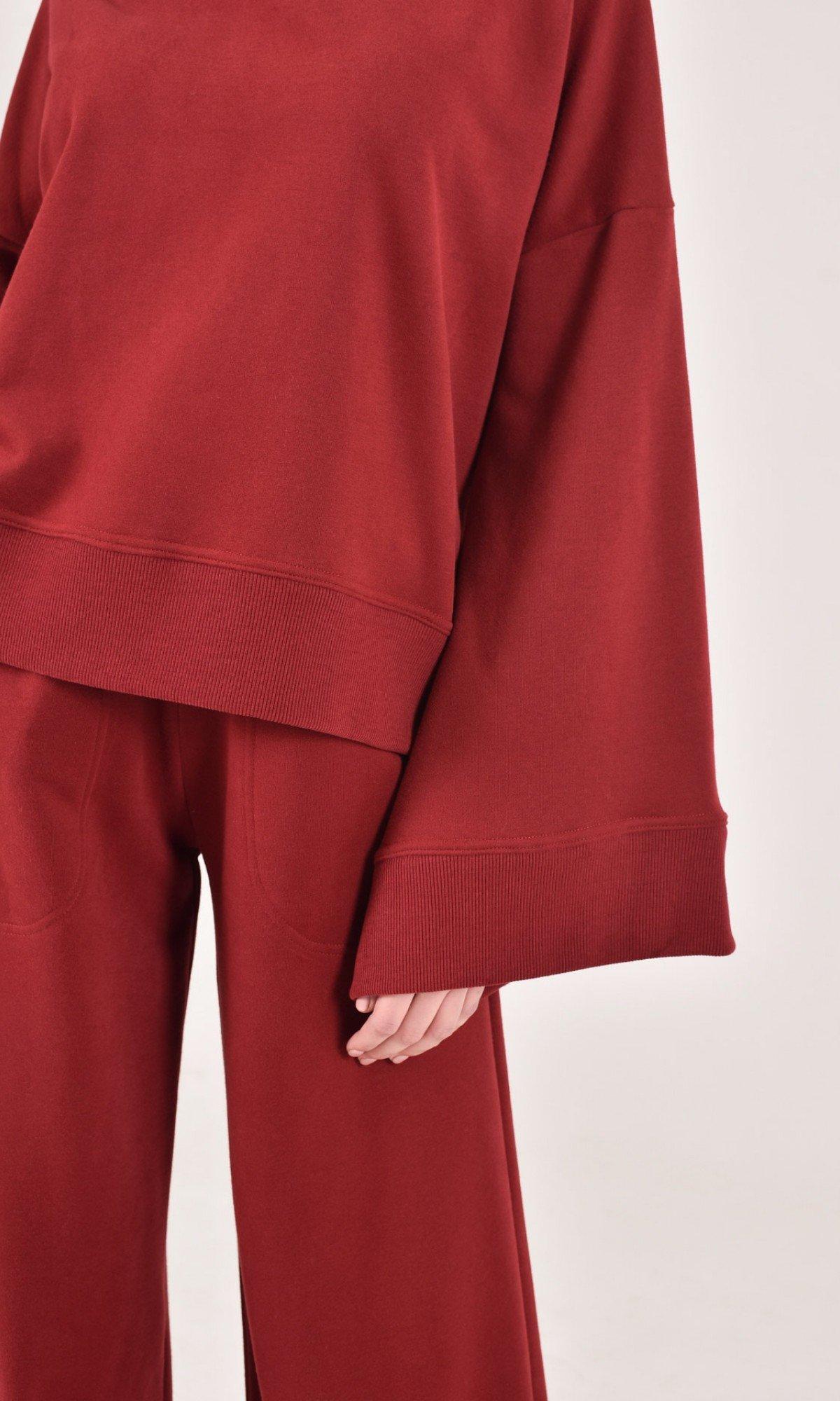 Elegant high waist pants A90443