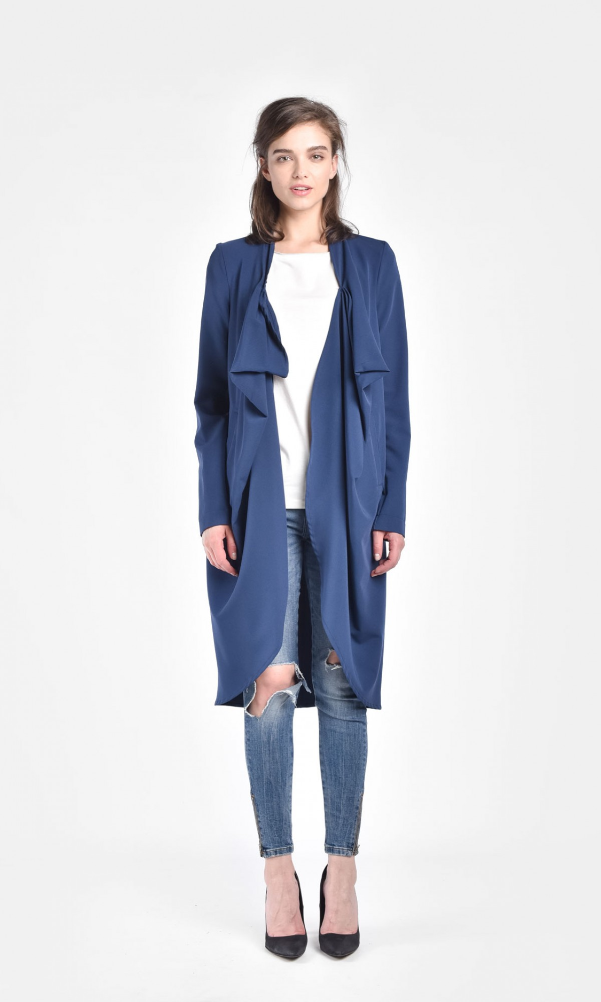 Extravagant Trench Coat A10121