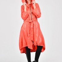 Hooded Raincoat A07372