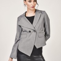 Stylish Tailored Blazer A10311