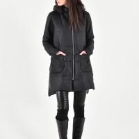 Multi functional winter zipper jacket A20771