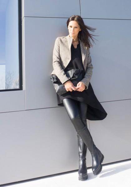 Limited edition stylish wool blazer A90394