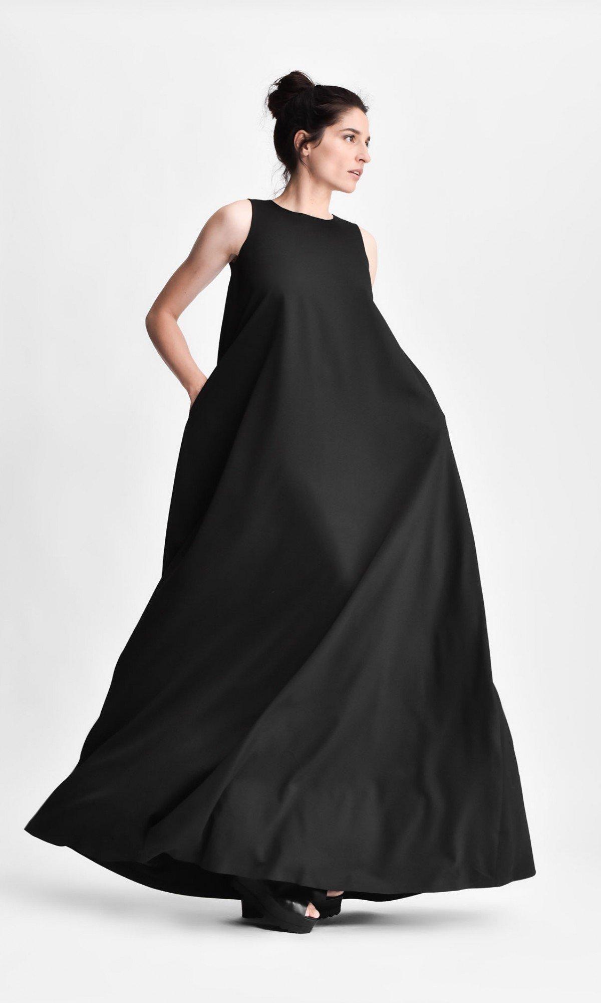 Sleeveless Maxi Dress A03370