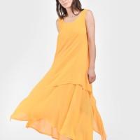 Summer Sleeveless Maxi Dress A03613