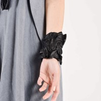 Extravagant Wristband  Leather Cuff  A90446