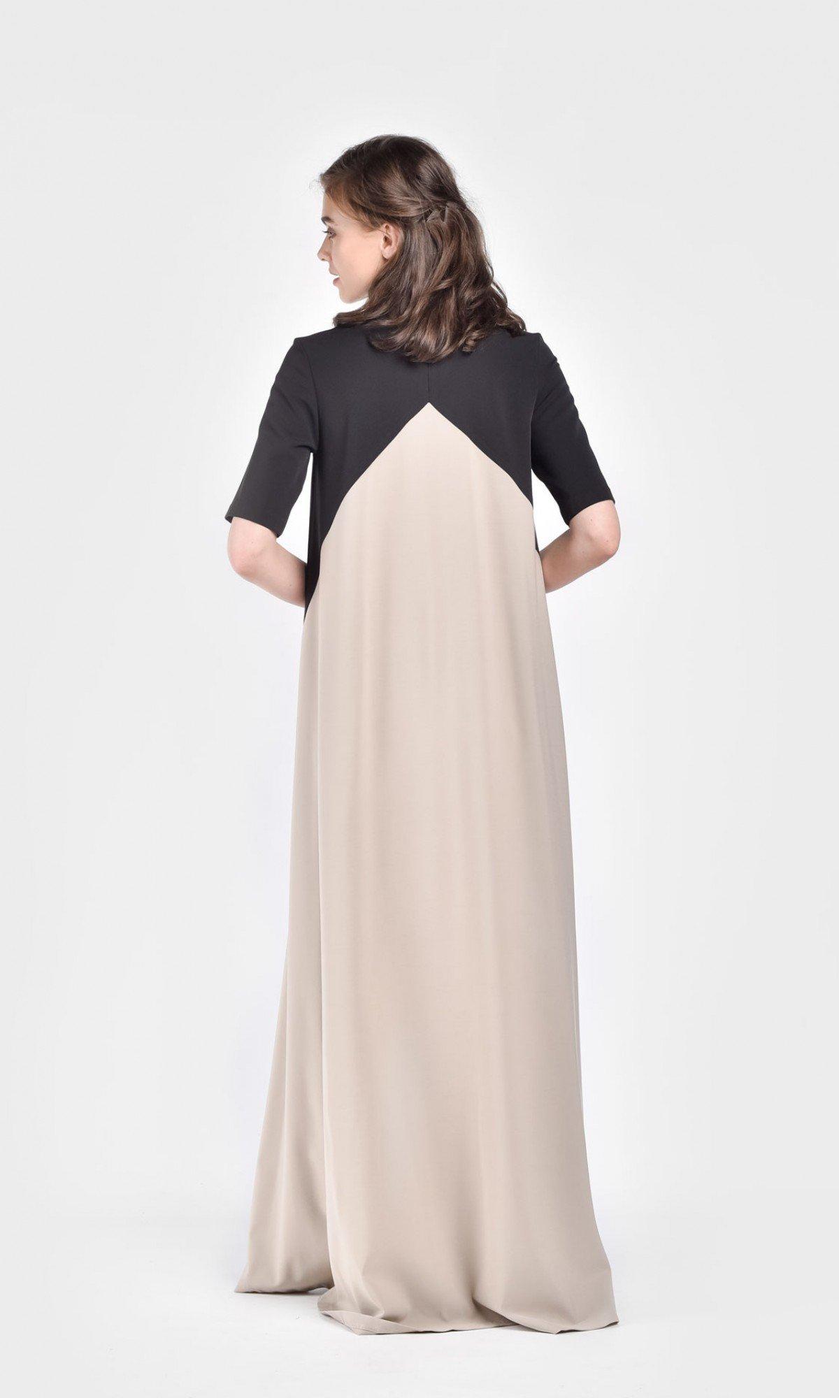 Extravagant Maxi Long  Dress A03210