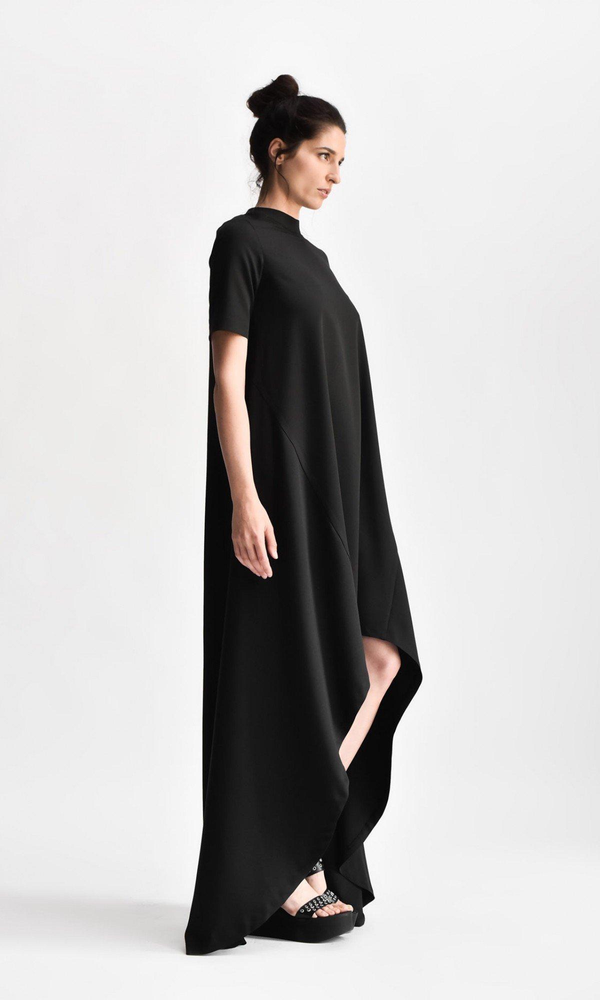 High Low Maxi Dress A03305