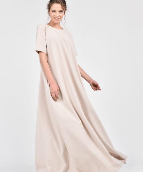 Maxi Short Sleeve Kaftan A03391