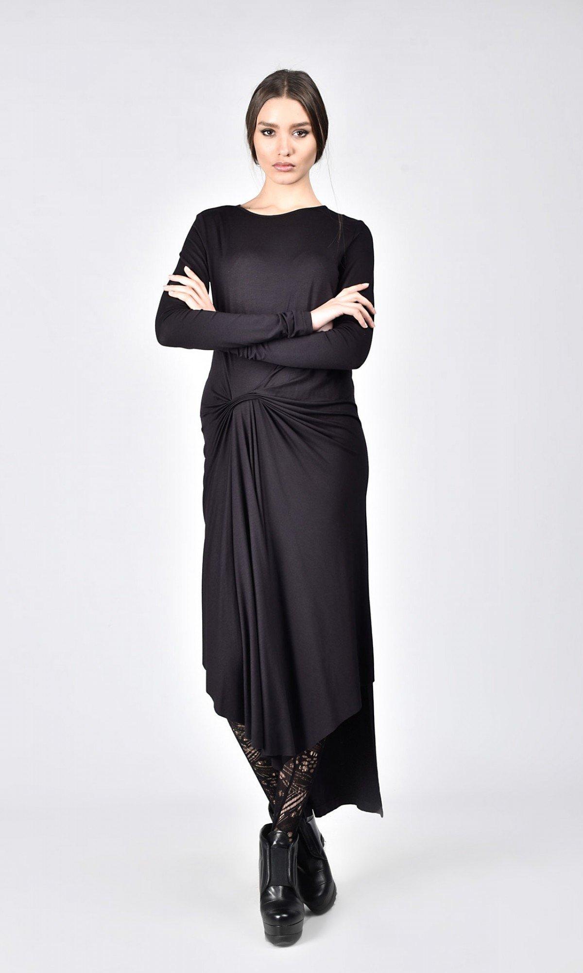 Sexy Viscose Dress A03509