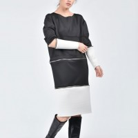 Extravagant Detachable 3 Pieces Tunic A08183