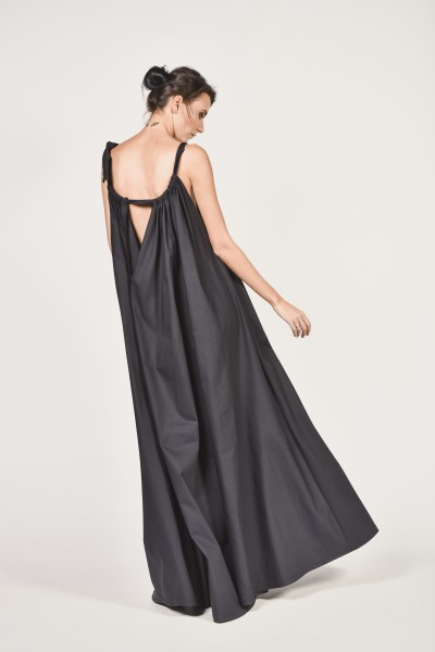 Maxi Dress with Adjustable Strap A90033