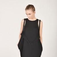 Sexy Viscose Dress A03619