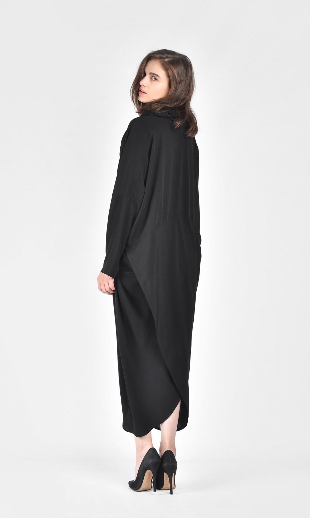 29f50adbcbcc1b Extravagant Shirt Hooded Dress A03730 Extravagant Shirt Hooded Dress A03730  ...