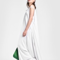 Maxi Dress with Adjustable Strap A90082