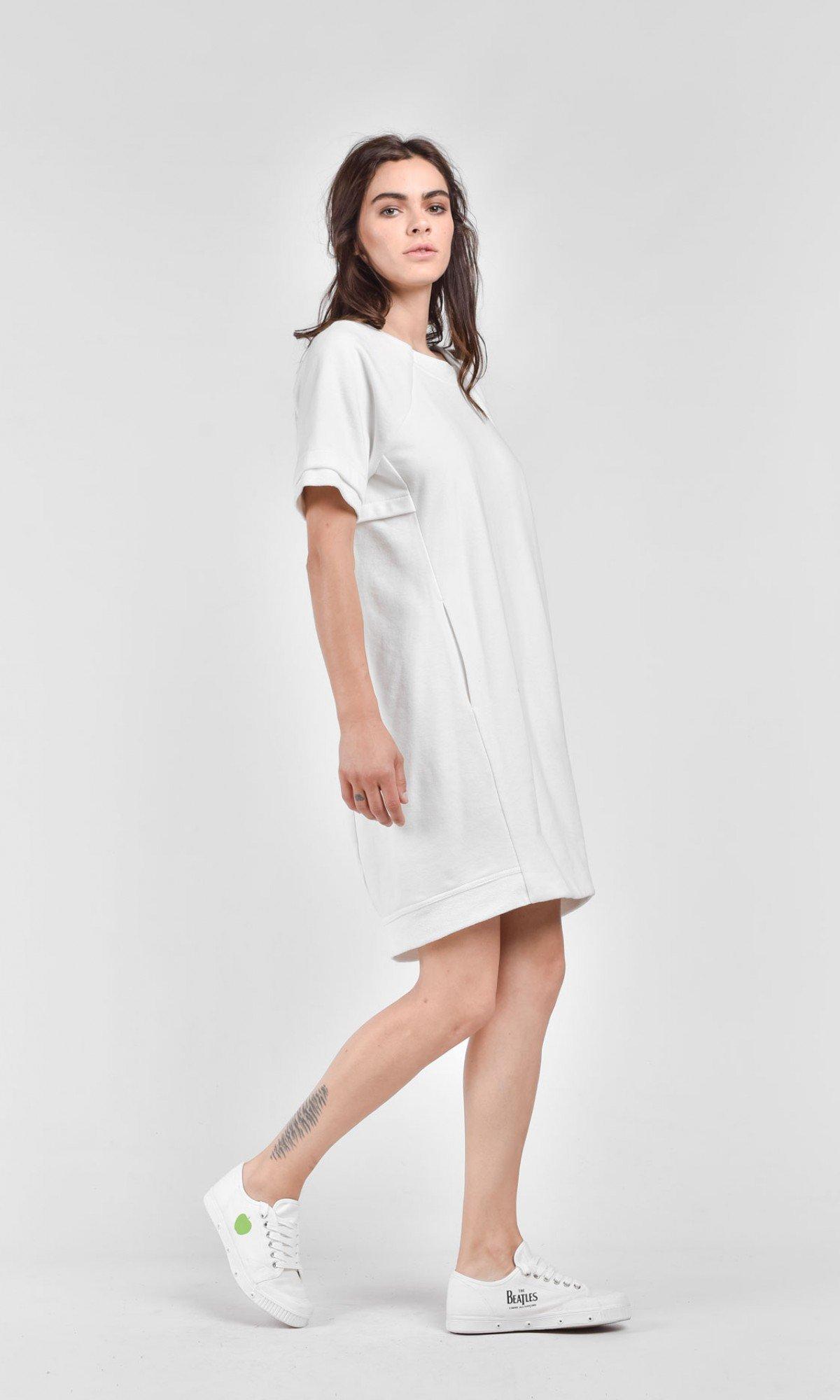 Casual Short Sleeve Dress A03689