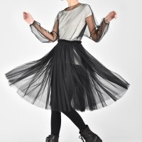 Extravagant Tutu Tulle Dress A03694
