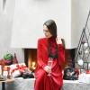 Dresses - Royal Maxi Velvet Dress A03498