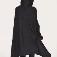 Asymmetric Extravagant Light Hoodie A90045