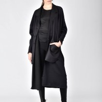 Cotton Trench with side slits A90200