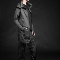 Elegant Hooded Sporty Jacket A90403