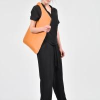 Black Viscose Textile Jumpsuit A19417