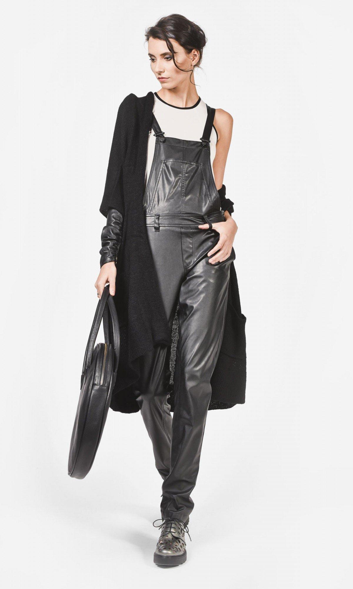 A Leather Jumpsuit A19547