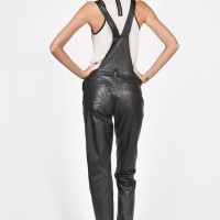 A Leather Jumpsuit A19547
