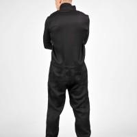 Straight Linen Maxi Jumpsuit A19628M