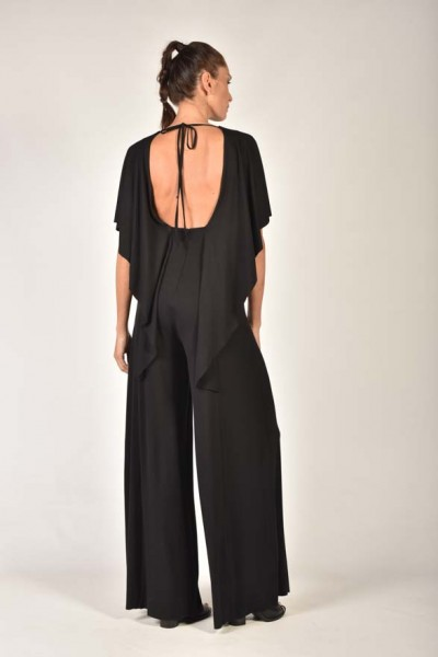 Open Back Sexy Jumpsuit A90026