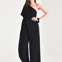 Open Shoulder Jumpsuit A90027