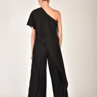 Jumpsuits - Open Shoulder Jumpsuit A90027