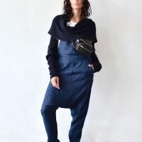 Casual Linen Jumpsuit  A90286