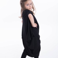 Cute Sleeveless Tunic Top A02209C