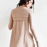 Elegant Long Sleeve Bolero Shrug A90364